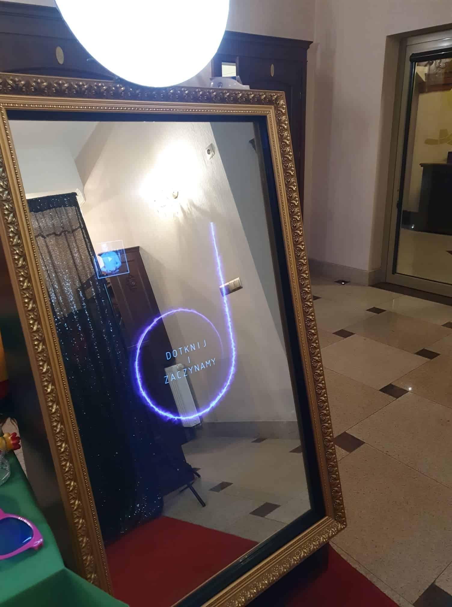 selfie mirror wrocław lublin